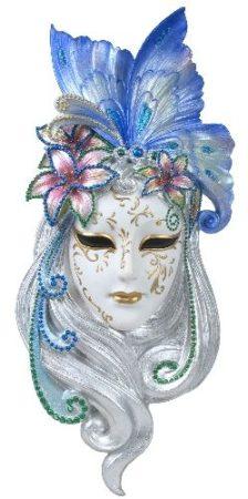 Kékes maszk