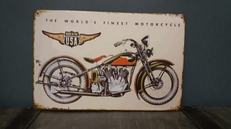 fém kép USA motor