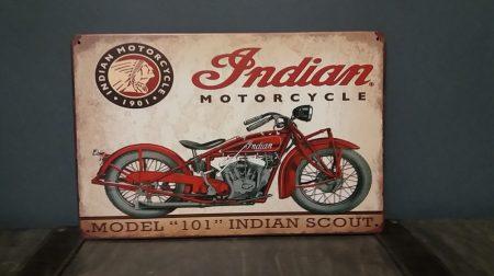 fém kép indián motor