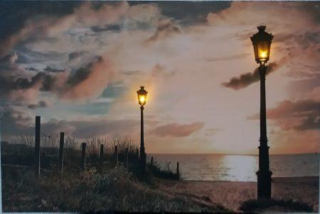 világító kép