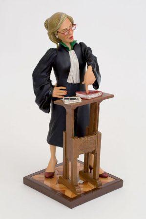 Ügyvédnő