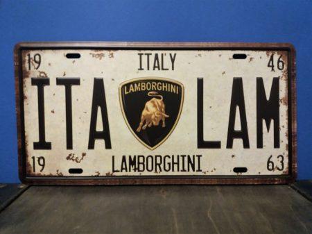 fém kép Lamborghini