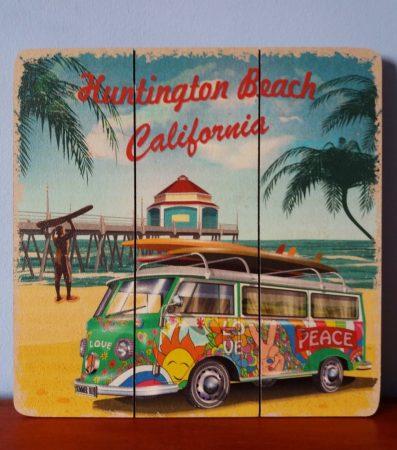 Fa kép Kalifornia bus
