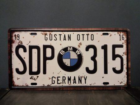 fém kép BMW