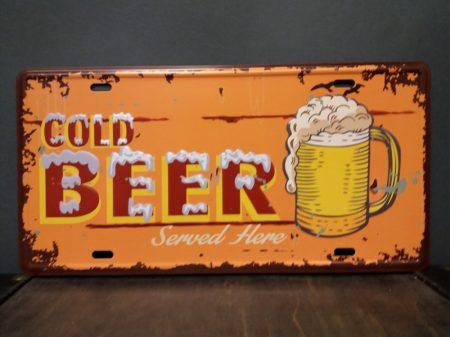 fém kép beer