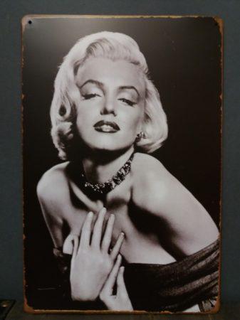 fém kép Marilyn Monroe