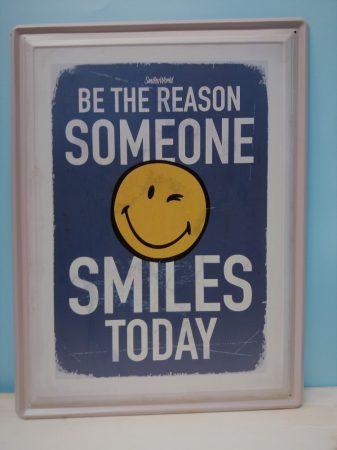 fém kép Smiles..
