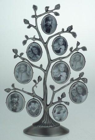 10 részes családfa