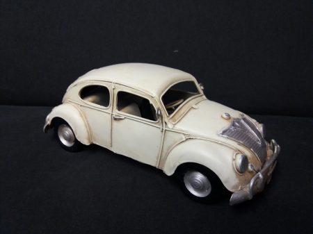 Volkswagen bogár fém autó