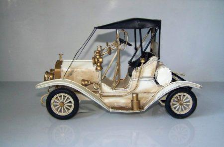 Old car fém autó