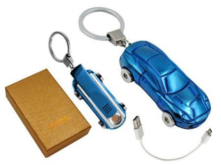 Autós elektromos öngyújtó kék