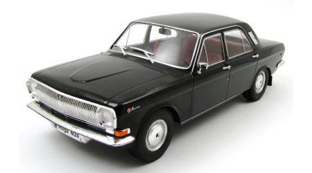 Volga modell autó