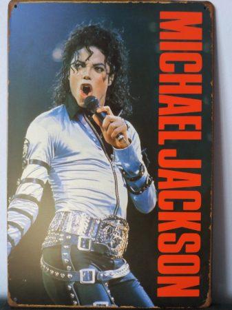 fém kép : Michael Jackson