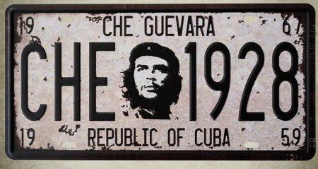 fém kép Che
