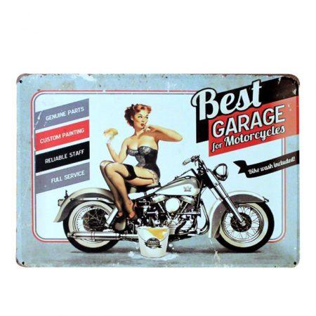 fém kép: best  garage