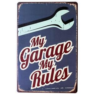 fém kép : my garage