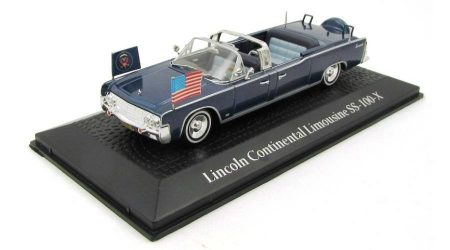 Lincoln Continental /J.F.Kennedy/