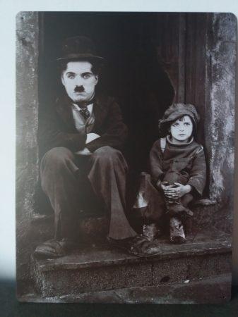 fém kép: Chaplin