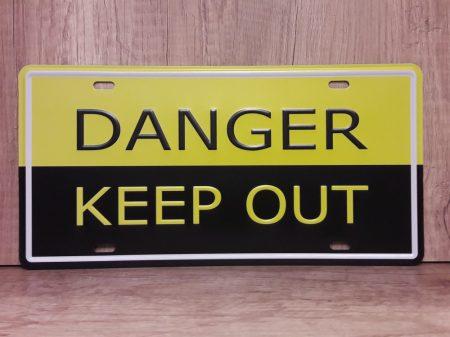 fém kép: danger...