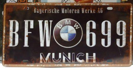 fém kép: BMW