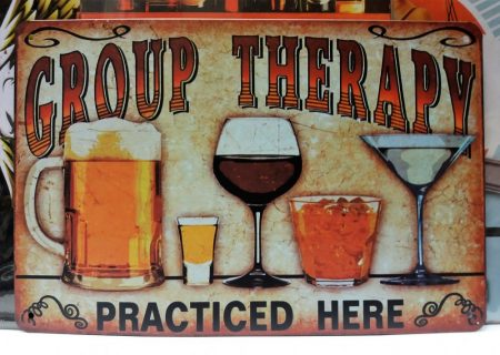 Fém kép group terapy