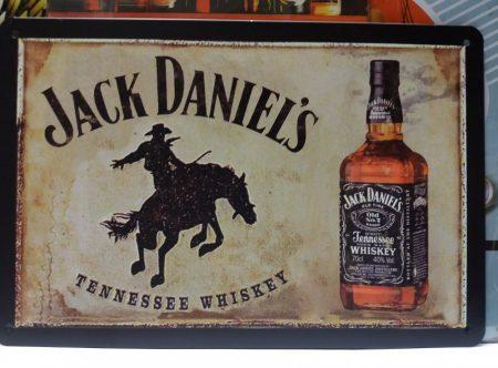 fém kép: Jack Daniels