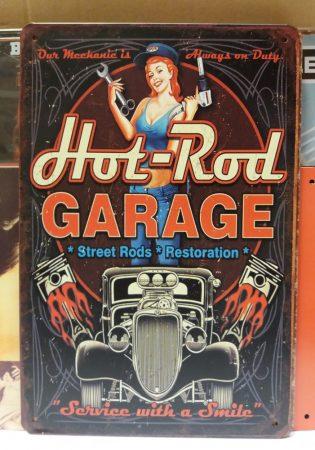 fém kép: garage