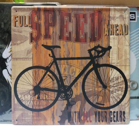 fém kép: kerékpár