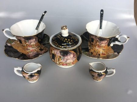 Klimt teás szett