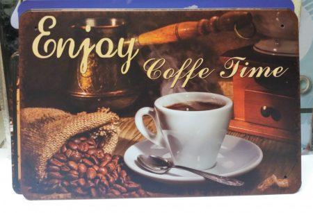 fém kép: coffee