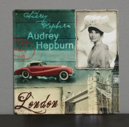 fém kép: Audrey Hepburn
