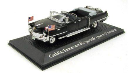 Cadillac Limousine  vitrinben - Elnöki Széria / Dwight Eisenhower