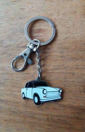 Trabant kulcstartó