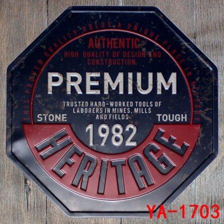 Fém kép :premium 1982