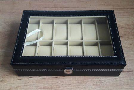Óratartó doboz 12 részes