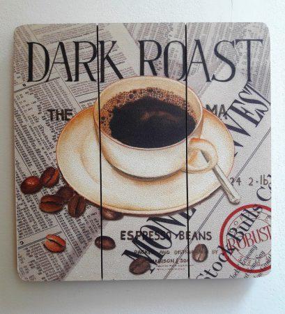 fa kép: dark roast