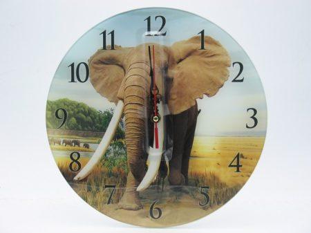 Elefántos falióra 2