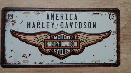 fém kép: Harley Motor