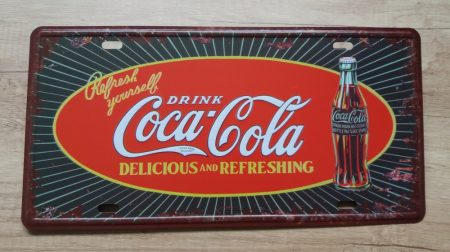 fém kép: Coca Cola