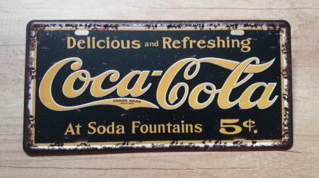 fém kép :Coca Cola