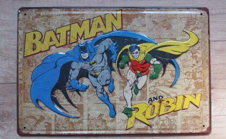fém kép: Batman Robin