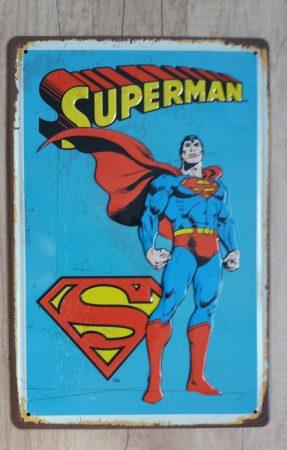 fém kép: Superman