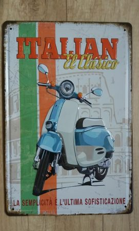fém kép: Italian motor