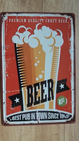fém kép: beer