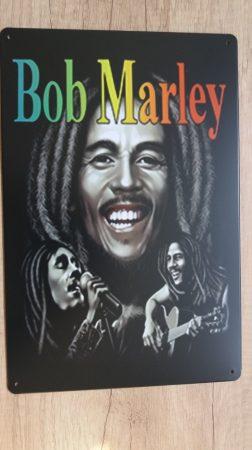 fém kép: Bob Marley