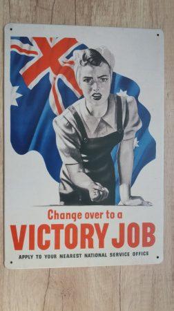 fém kép: Victory job