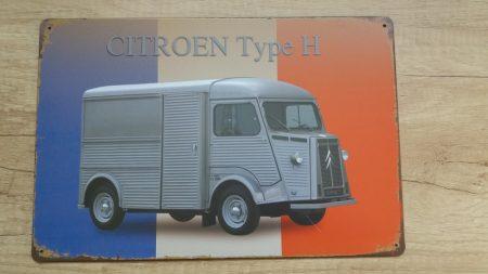 Fém kép: Citroen type h
