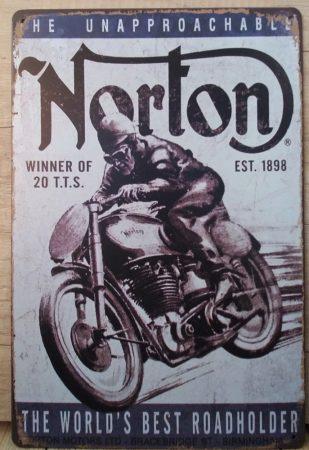 fém kép: Norton