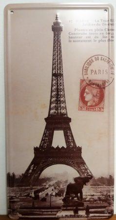 fém kép Párizs
