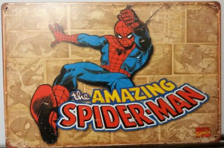 Fém kép: Spider-man